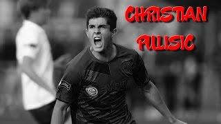 SPORT TV 1 HD - CHRISTIAN PULISIC - Borussia Dortmund - Skills & Goals 2015/2017