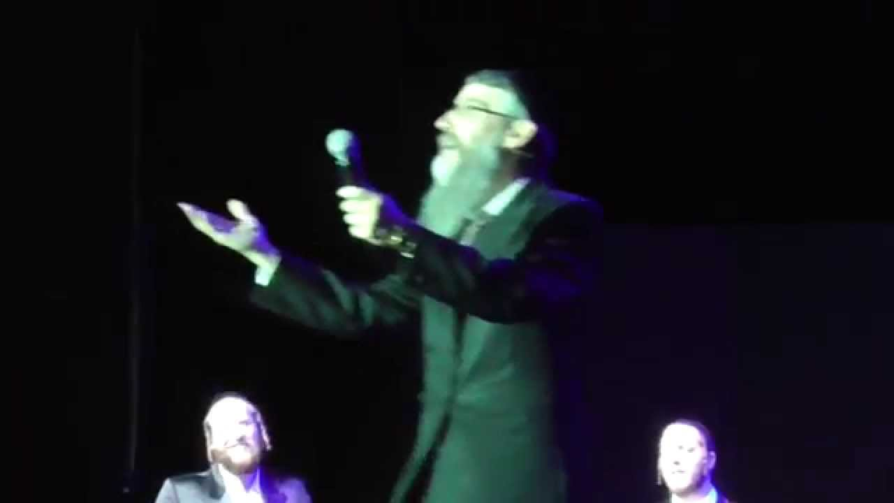 Avraham Fried Live On Chol hamoed Sukkos 2014 - Part 2