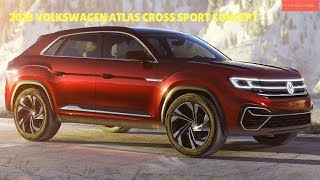 2018 Volkswagen Atlas Cross Sport Concept - Interior and Exterior - Phi Hoang Channel.