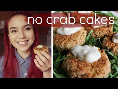 """Vegan """"Crab"""" Cakes // Recipe + Taste Test"""