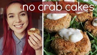 Vegan &quotCrab&quot Cakes  Recipe + Taste Test