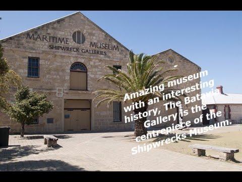 WA Shipwreck Museum - Must Visit - Perth