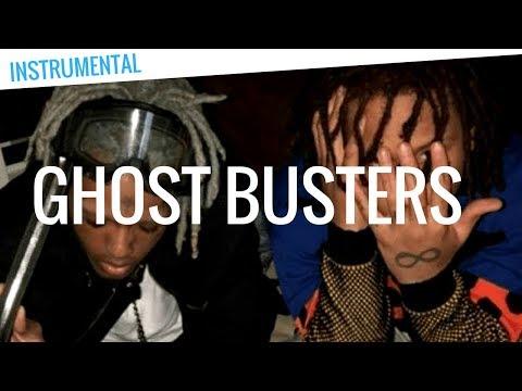 Trippie Redd & xxxtentacion - GHOST BUSTERS ft Ski Mask The Slump God [Instrumental] ghostbusters
