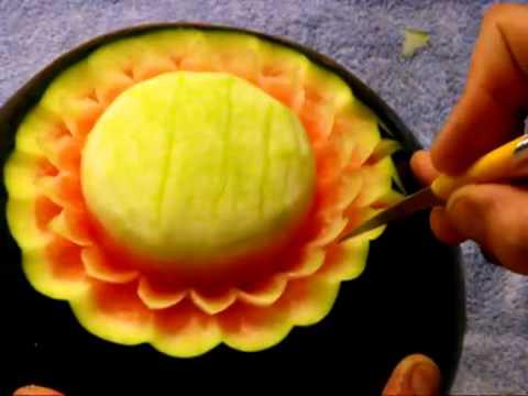 Hoa dưa hấu quả tròn-mẫu 1.flv