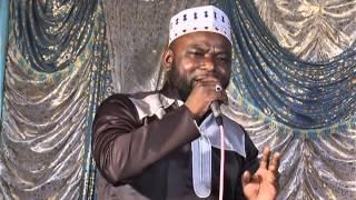 Kyu Kar Na Mere Dil Mai Ho Ulfat Rasool Ki By Farzand-e-Bilal Faruk Bhai Afriki part 1