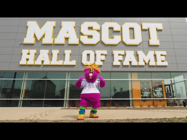 Visit the Mascot Hall of Hame