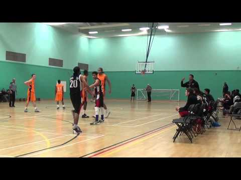 Gateway College vs Preston college - EABL Week 10 - 26/11/14