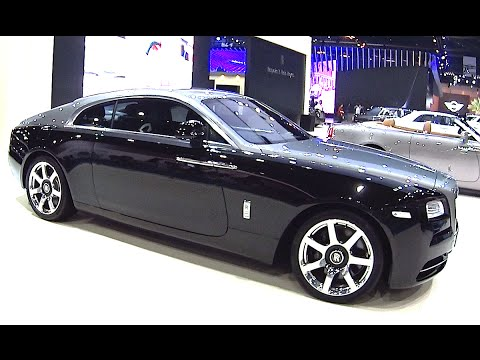 2016, 2017 Rolls-Royce Provenance Phantom coupe, 6.6 liter, V12, 550 hp