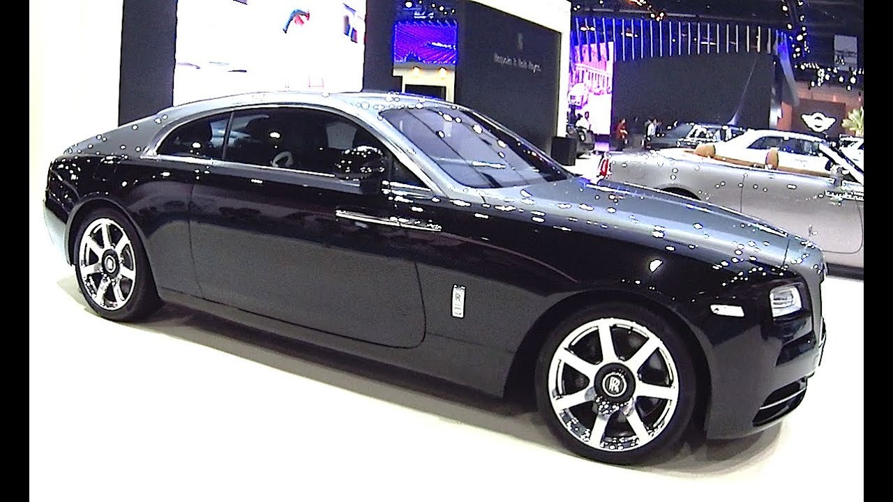 2016 2017 rolls royce provenance phantom coupe 6 6 liter v12 550 hp youtube. Black Bedroom Furniture Sets. Home Design Ideas