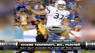 Mountain West Daily 10/30/13