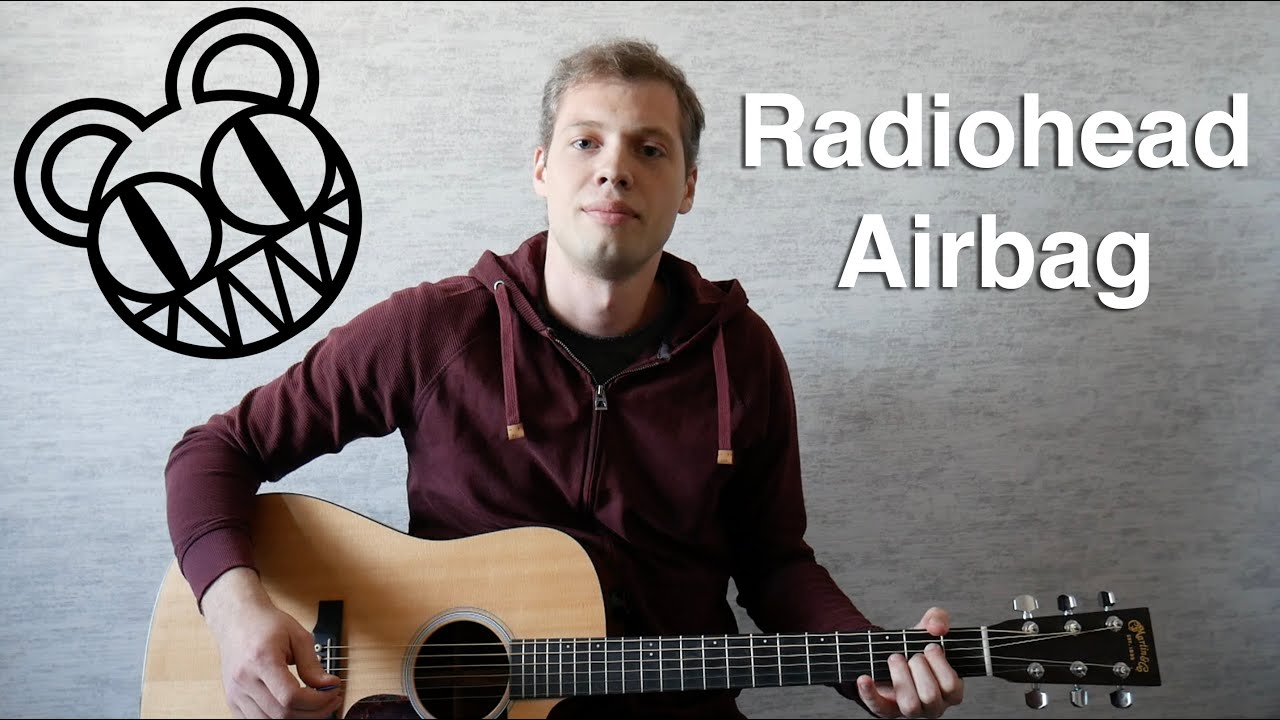 Radiohead - Airbag Acoustic Cover