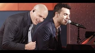 Pitbull Feat. Danny Mercer - Outta Nowhere COVER by Staz & Renny McLean HOT NEW RNB 2013