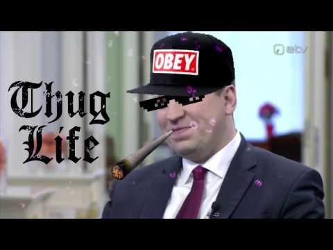 Estonian Thug Life: Jüri Ratas