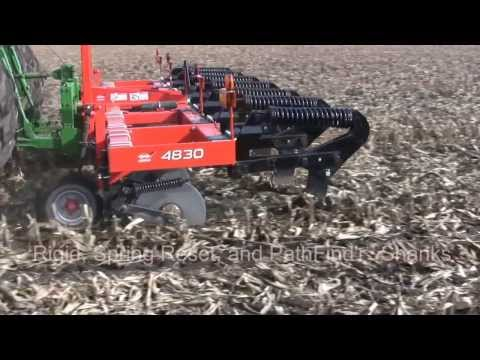 Kuhn Krause 4830 Primary Tillage Rippers - Features And Benefits