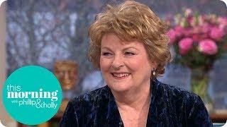 Brenda Blethyn Returns as Vera   This Morning