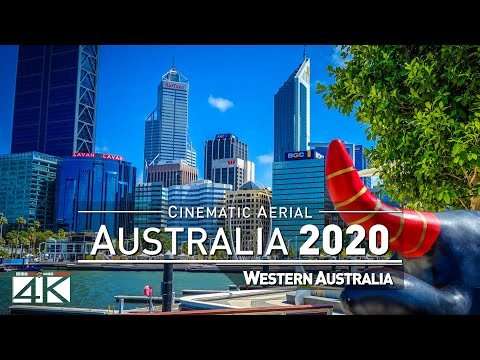 【4K】Drone Footage | There's Nothing Like AUSTRALIA 2019 .: Cinematic Aerial Film | Western Australia