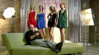Большая разница пародия на модель по русски.mpg