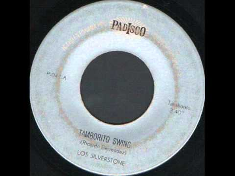 Los Silverstone - Tamborito Swing / Corazon Dolorido album