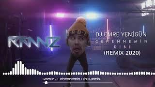 Dj Emre Yenigun ft  Ramiz - Cehennemin Dibi  Remix 2020  Resimi