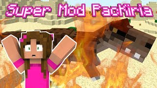 SUPER MOD PACKIRIA IS BACK! Jurassic Pack! | Mod PacKiria Ep 1 Season 2