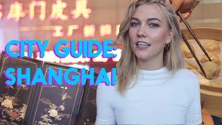 24 Hours in Shanghai | Karlie Kloss