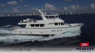 26 North Yachts: Outer Reef 86 For Sale