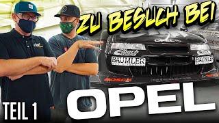 JP Performance - Zu Besuch bei Opel! | Teil 1
