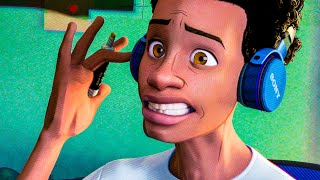 Gambar cover Miles sings Post Malone Scene - SPIDER-MAN: INTO THE SPIDER-VERSE (2018) Movie Clip