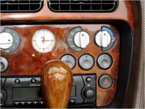 2003 Aston Martin DB7 Vantage Used Cars Ft. Lauderdale FL
