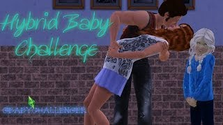 Lets Play The Sims 3 Hybrid Baby Challenge Part 19: Time to Potty
