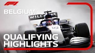 Qualifying Highlights | 2021 Belgian Grand Prix