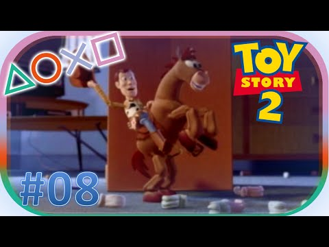 Toy Story 2: Buzz Lightyear to the Rescue - Part 8 -- Al's Penthouse & The Evil Emperor Zurg