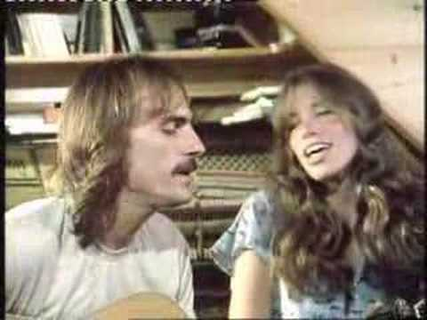 James Taylor & Carly Simon - Close Your Eyes