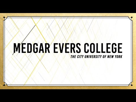 Medgar Evers College 2016 Commencement Highlight