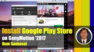 How to Install Google Play Store on GenyMotion - Latest Android App Development