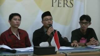 Konferensi Pers Jemaat Ahmadiyah Manis Lor Menjemput KTP Ke Jakarta