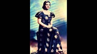 من نوادر أم كلثوم - فاكر [ أمّا ] كنت جنبي - قاعة إيوارت التذكارية 7 أكتوبر 1937م