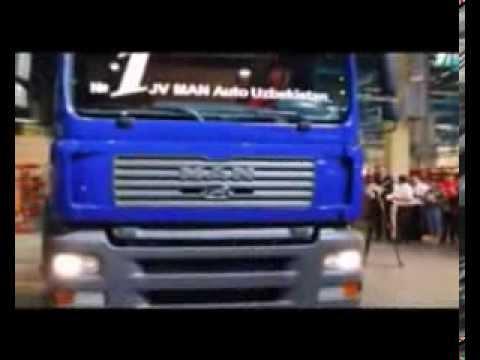 Uzbekistan, Navoi, Free Industrial Economic Zone