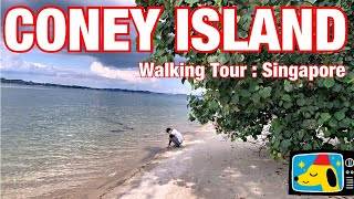 Walking Tour: How to go to Coney Island East Gate || Singapore || by Stanlig Films