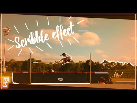 Scribble effect FCPX tutorial