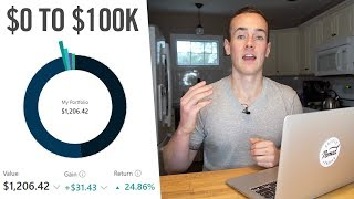 I'm Building A $100,000 Stock Portfolio From SCRATCH (In 2020)