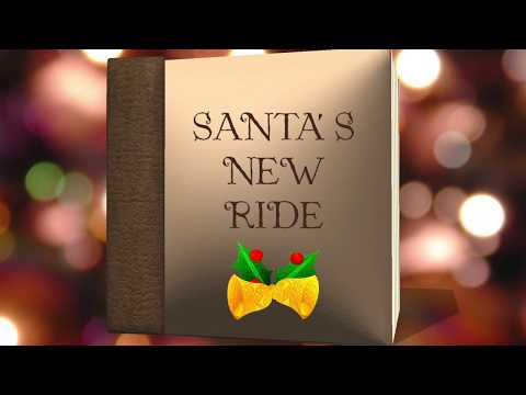 Whiteman AFB Holiday Message 2018: Santa's New Ride