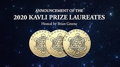 2020 The Kavli Prize Announcement, Hosted by Brian Greene