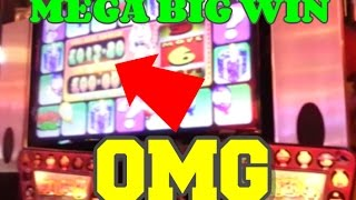 HUGE FEATURE WIN ON PARTY GAMES FRUIT MACHINE!!