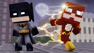 Minecraft - ESCOLINHA ‹ ESCOLA DE HERÓIS !!! › #01