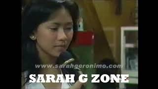 Sarah Geronimo inaming hindi pinapakain ni Mommy Divine