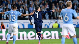 Malmoe 0-2 Real Madrid | Goles | 30/09/2015 | COPE HD