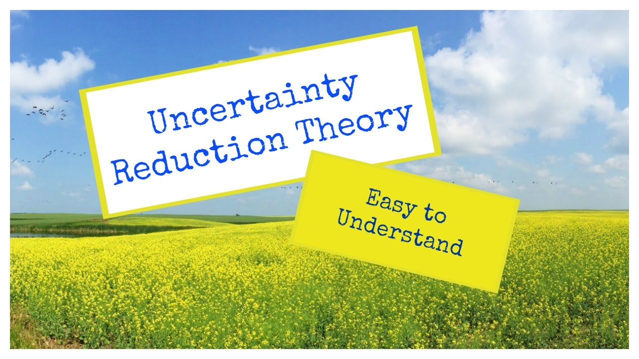bergers uncertainty reduction theory
