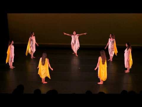 Homage to Apollo - Lori Belilove & The Isadora Duncan Dance Company