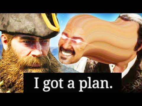 Red Dead Redemption 2 except I got a plan thumbnail